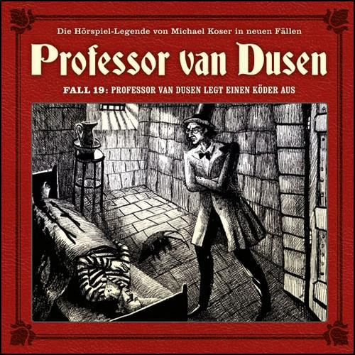 Prof. van Dusen - Die neuen Fälle (19) Prof. van Dusen legt einen Köder aus - Maritim 2019