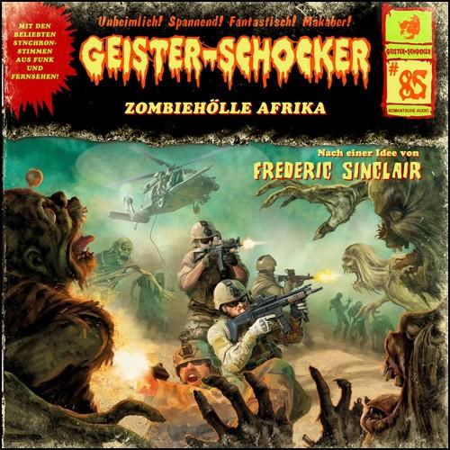 Geister-Schocker (85) Zombie-Hölle Afrika - Romantruhe Audio 2015