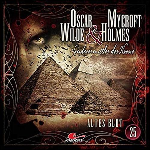 Oscar Wilde und Mycroft Holmes (25) Altes Blut - Maritim 2020