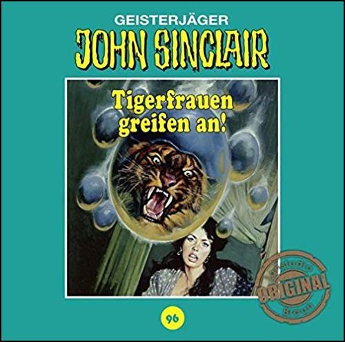 John Sinclair (96) Tigerfrauen greifen an! - Tonstudio Braun/Lübbe Audio 2020