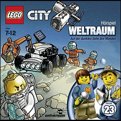 Lego City (23) Weltraum - Auf der dunklen Seite des Mondes - Universum 2019