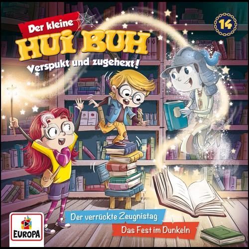 Der kleine Hui Buh (14) Der verrückte Zeugnistag / Das Fest im Dunkeln - Europa 2019