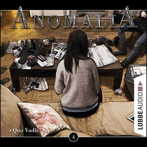 Anomalia (4) Quo Vadis - Lübbe Audio 2019