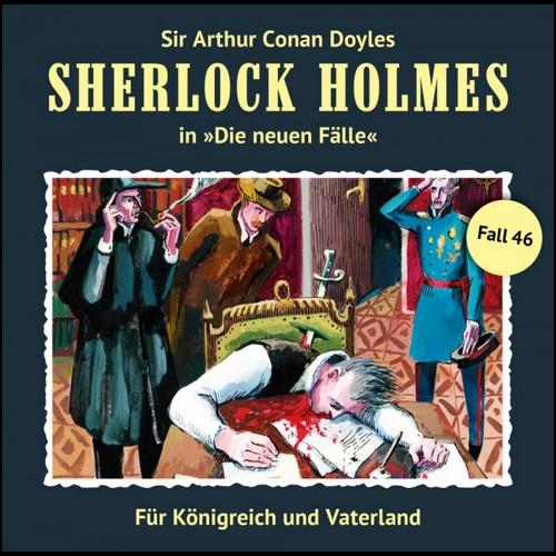 Sherlock Holmes - Die neuen Fälle (46) Für Königreich und Vaterland - Romantruhe Audio 2020