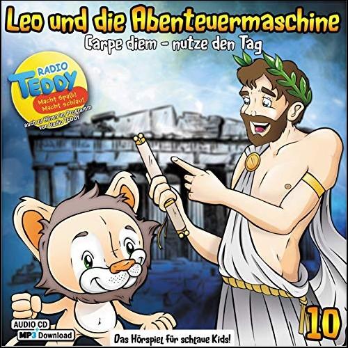 Leo und die Abenteuermaschine (10) Carpe diem - nutze den Tag - e.T.Media 2019