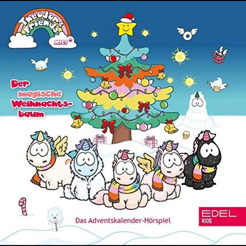 Theodor & Friends - Der magische Weihnachtsbaum - Nici 2019