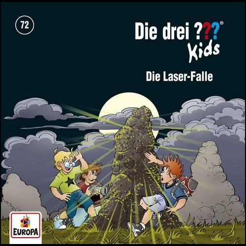 Die drei ??? Kids (72) Die Laser-Falle - Europa 2019