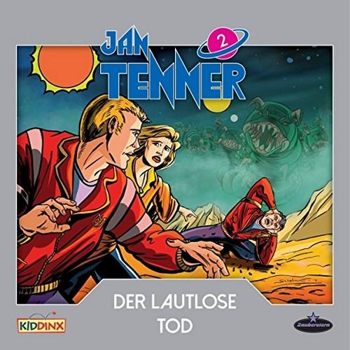 Jan Tenner (2) Der lautlose Tod - Zauberstern Records 2019