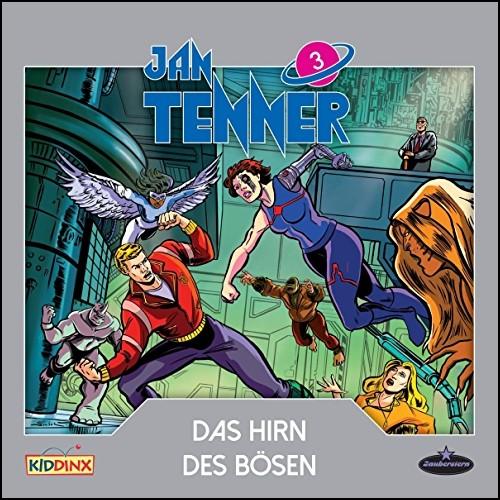 Jan Tenner (3) Hirn des Bösen - Zauberstern Records 2019
