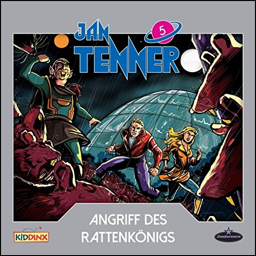 Jan Tenner (5) Angriff des Rattenkönigs  - Zauberstern Records 2019