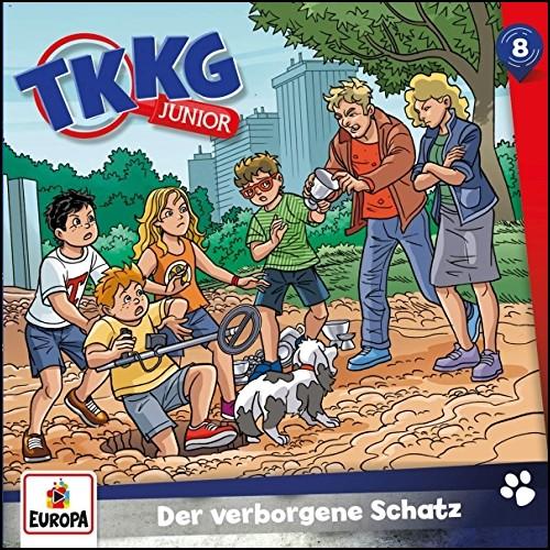 TKKG Junior (8) Der verborgene Schatz - Europa 2019