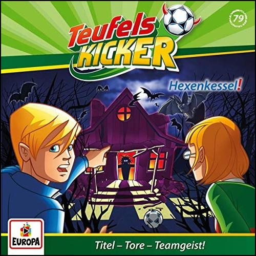 Teufelskicker (79) Hexenkessel!  - Europa 2019