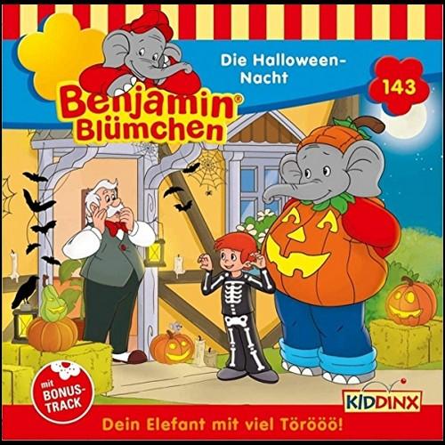 Benjamin Blümchen (143) Die Halloween-Nacht - Kiddinx 2019