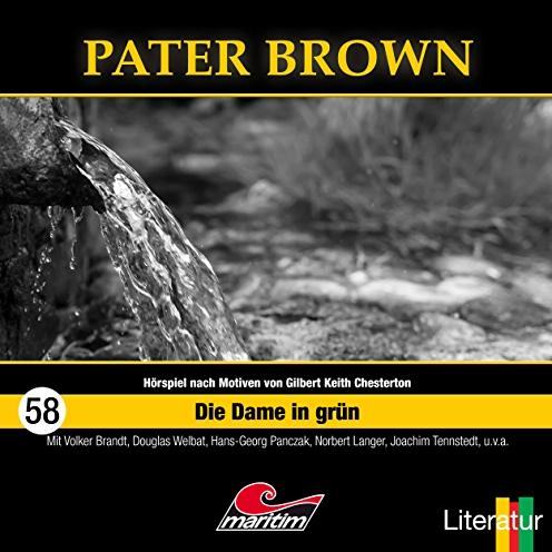 Pater Brown (58) Die Dame in Grün - Maritim 2019