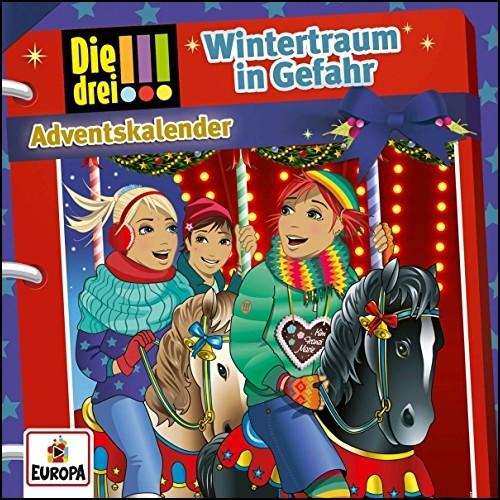 Die drei !!!  (SE) Wintertraum in Gefahr - Europa 2019