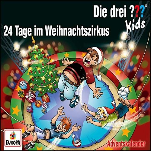 Die drei ??? Kids (SE) 24 Tage im Weihnachtszirkus - Europa 2019