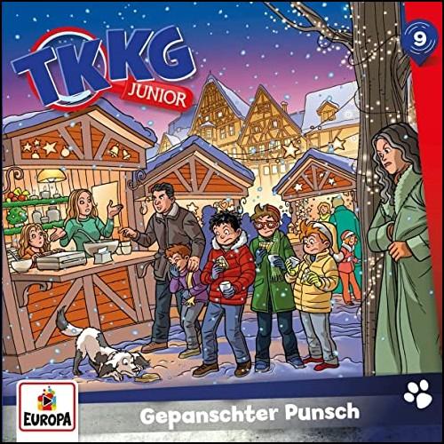 TKKG Junior (9) Gepanschter Punsch  - Europa 2019