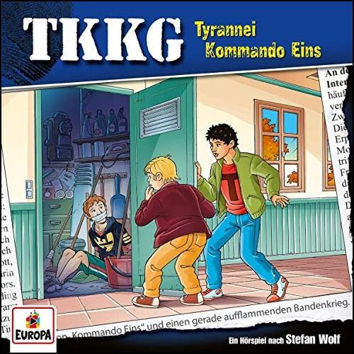 TKKG (212) Tyrannei Kommando Eins  - Europa 2019