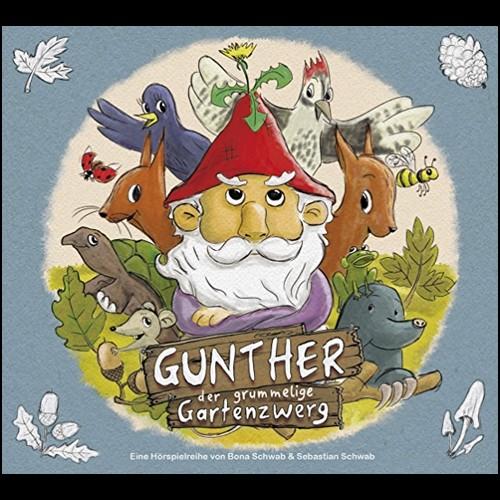 Gunther der grummelige Gartenzwerg  (Bona Schwab, Sebastian Schwab) 36music 2019