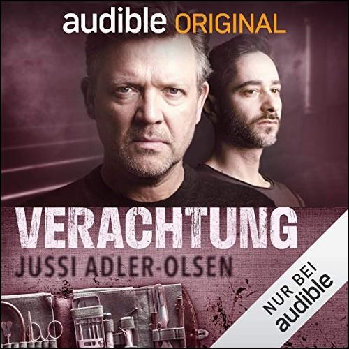 Carl Mork - Sonderdezernat Q (4) Verachtung (Jussi Adler-Olsen) Audible 2019