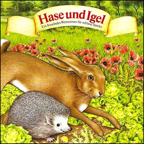 Hase und Igel - Ravensburger 1985 / All Ears 2019
