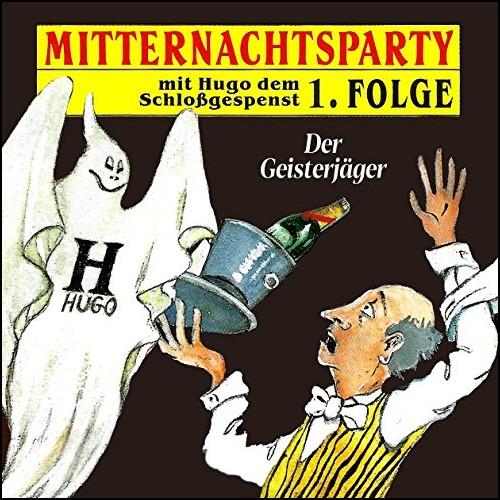 Mitternachtsparty (1) Der Geisterjäger - Karussell / All Ears 2019