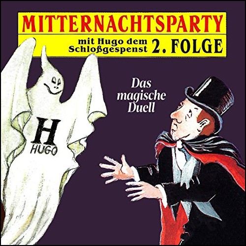 Mitternachtsparty (2) Das magische Duell - Karussell / All Ears 2019