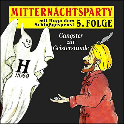 Mitternachtsparty (5) Gangster zur Geisterstunde - Karussell / All Ears 2019