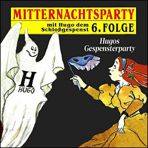 Mitternachtsparty (6) Hugos Gespensterparty - Karussell / All Ears 2019
