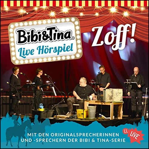 Bibi und Tina (SE) Zoff - Kiddinx 2019