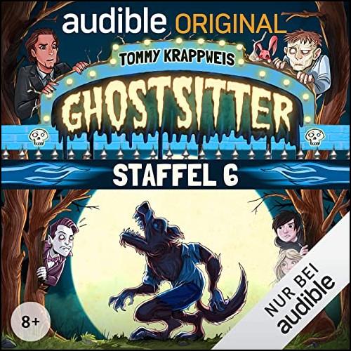 Ghostsitter - Staffel 6 - Audible 2019