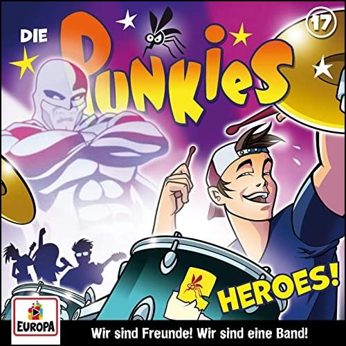 Die Punkies (17) Heroes! - Europa 2019