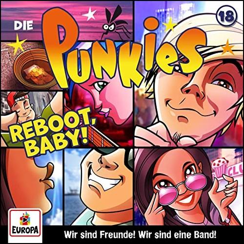 Die Punkies (18) Reboot, Baby! - Europa 2019