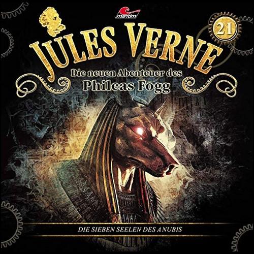 Jules Verne: Die neuen Abenteuer des Phileas Fogg (21) Die Sieben Seelen der Anubis - Maritim 2019