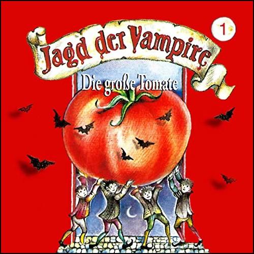 Jagd der Vampire (1) Die große Tomate - Ravensburger / Karussell / All Ears 2019