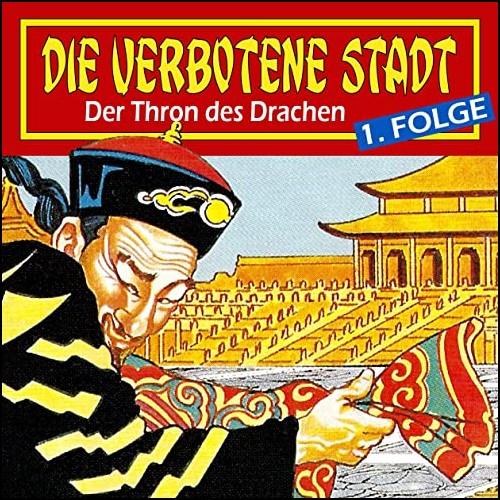 Die verbotene Stadt (1) Der Thron des Drachen  - Ravensburger / Karussell / All Ears 2019