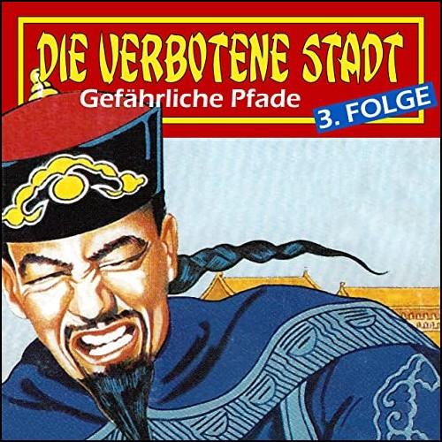 Die verbotene Stadt (3) Gefährliche Pfade - Ravensburger / Karussell / All Ears 2019