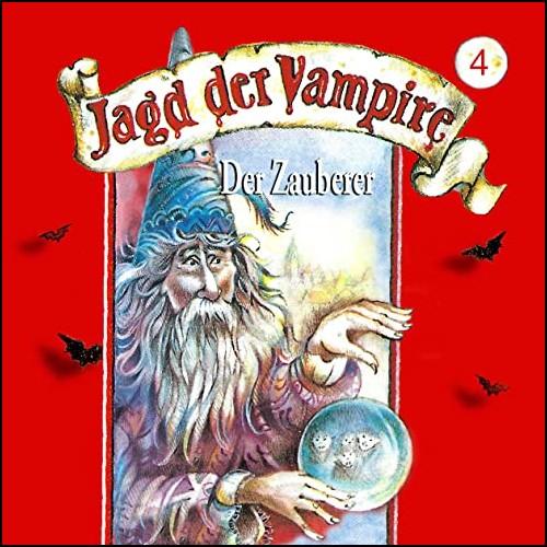Jagd der Vampire (4) Der Zauberer - Ravensburger / Karussell / All Ears 2019