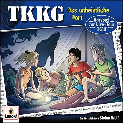 TKKG (213) Das unheimliche Dorf - Europa 2019