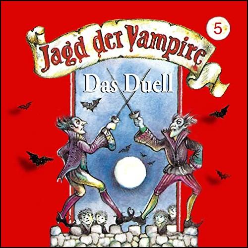 Jagd der Vampire (5) Das Duell - Ravensburger / Karussell / All Ears 2019