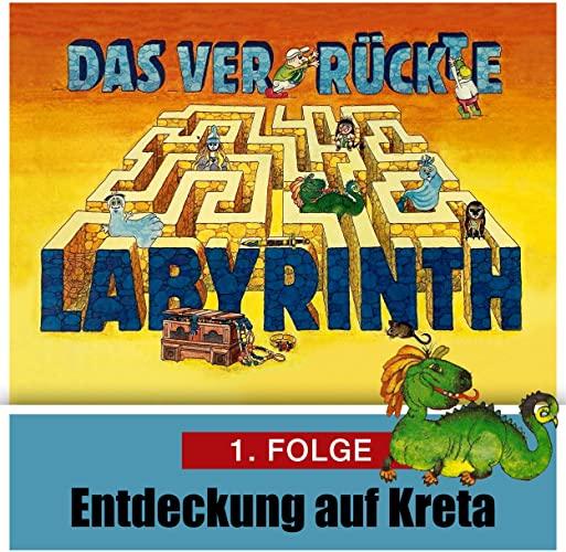 Das verrückte Labyrinth (1) Entdeckung auf Kreta - Ravensburger / Karussell / All Ears 2019