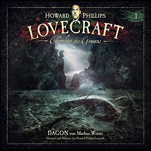 Howard Phillips Lovecraft: Chroniken des Grauens (1) Dagon - Winterzeit 2020