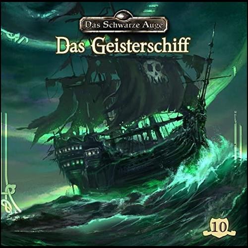 Das schwarze Auge (10) Das Geisterschiff - Winterzeit - Audionarchie 2020