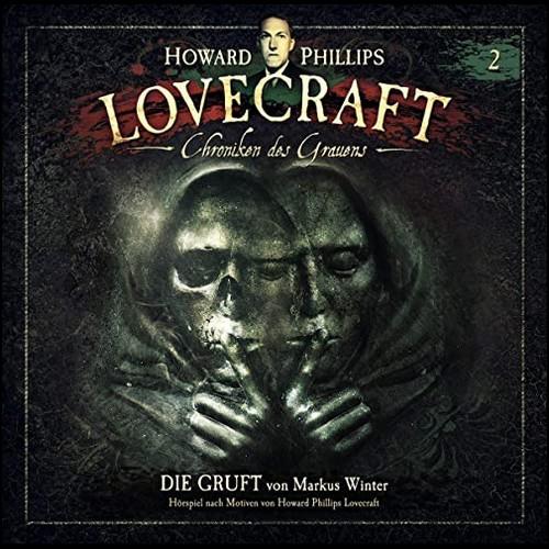 Howard Phillips Lovecraft - Chroniken des Grauens (2) Die Gruft - Winterzeit 2020