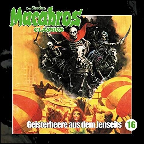 Macabros Classics (16) Geisterheere aus dem Jenseits - Winterzeit 2020