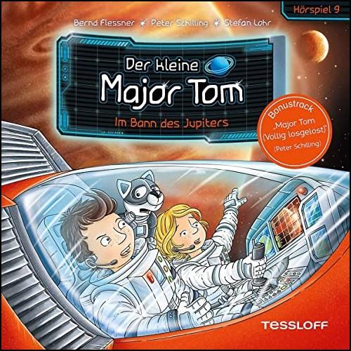 Der kleine Major Tom (9) im Bann des Jupiters - Tessloff 2020