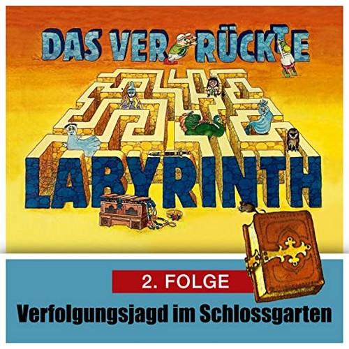 Das verrückte Labyrinth (2) Verfolgungsjagd im Schloßgarten - All Ears/Ravensburger/Karussell
