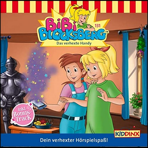 Bibi Blocksberg (131) Das verhexte Handy - Kiddinx 2020