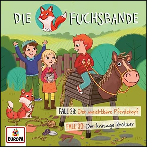 Die Fuchsbande (15) Der unsichtbare Pferdekopf / Der kratzige Kratzer - Europa 2020