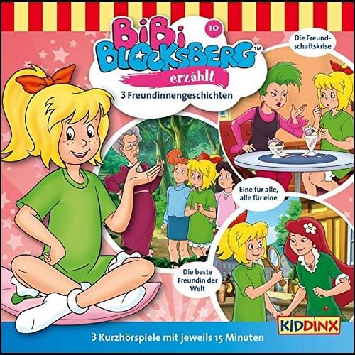 Bibi Blocksberg erzählt (10) Freundinnengeschichten  - Kiddinx 2020